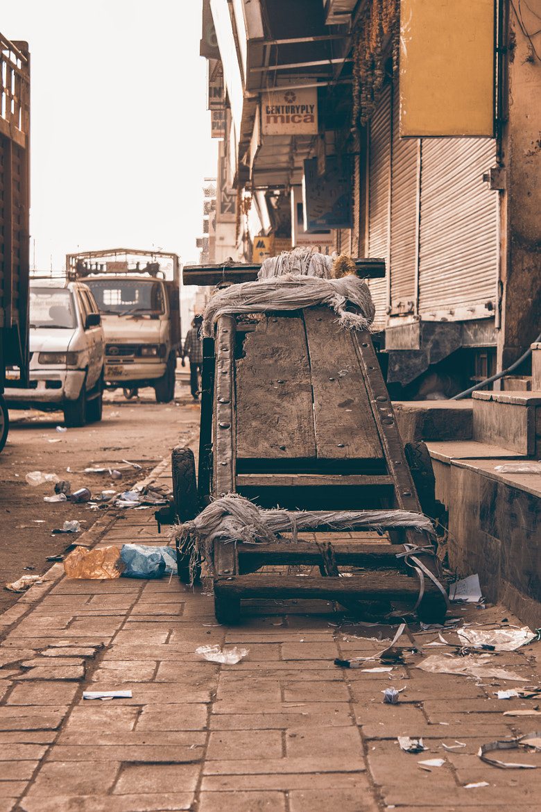 Photograph Streets of Paharganj by Kunal Khurana on 500px