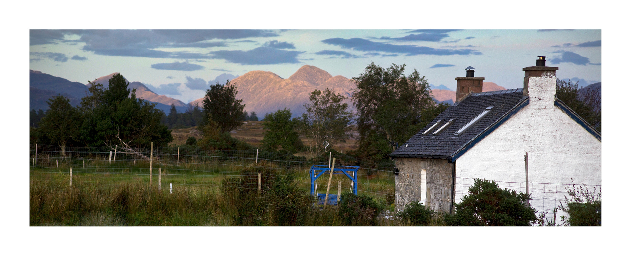 Photograph Highland Cottage by Damian Kane on 500px