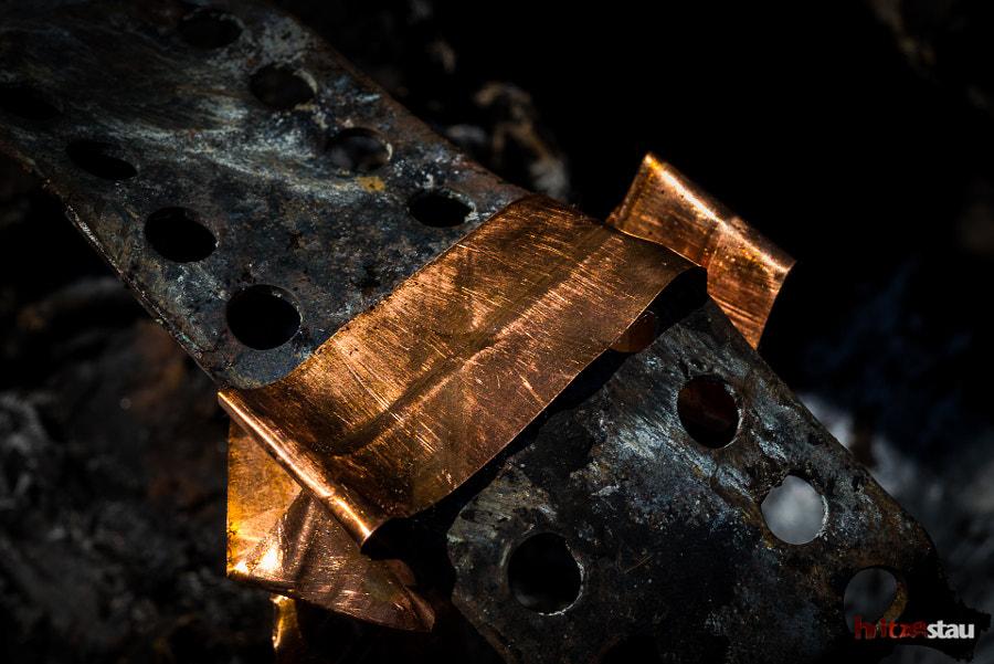 Copper Ribbon by hitzestau on 500px.com