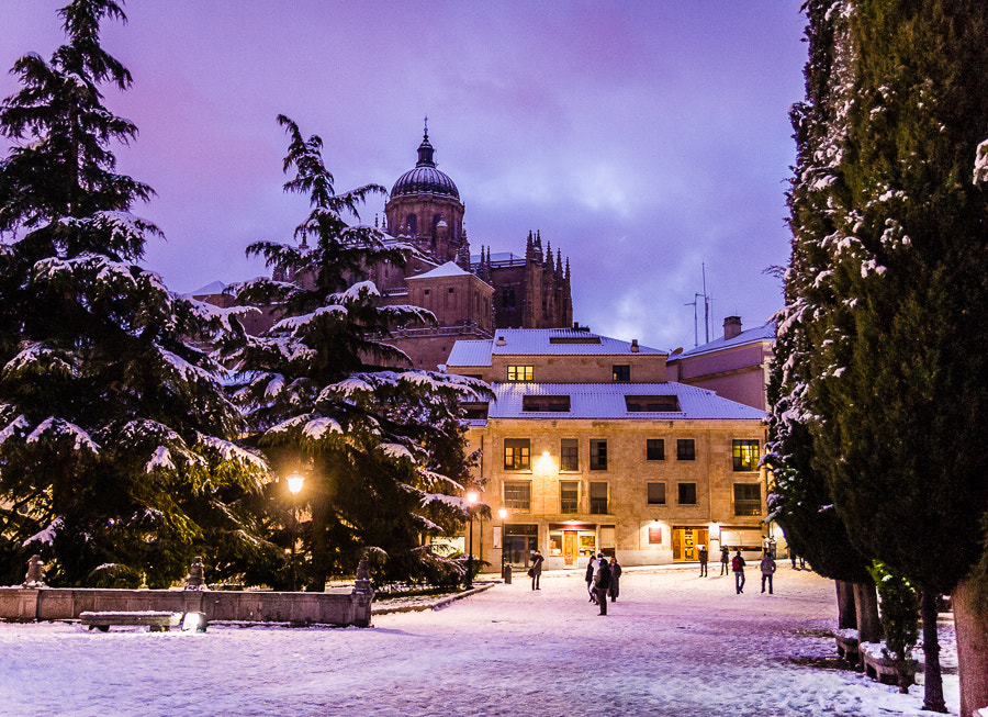 Photograph Christmas in Salamanca by Jose Agudo on 500px