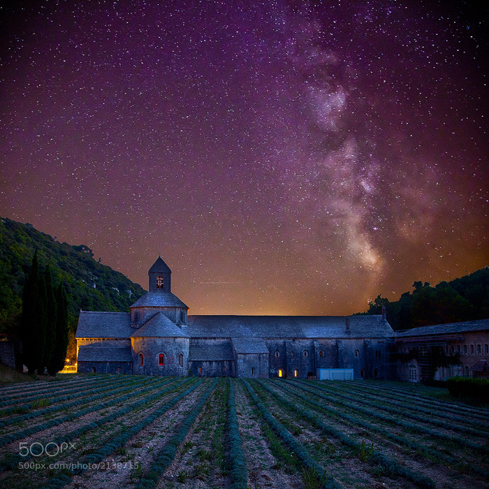 Photograph ...abbaye de sénanque... by roblfc1892 roberto pavic  on 500px