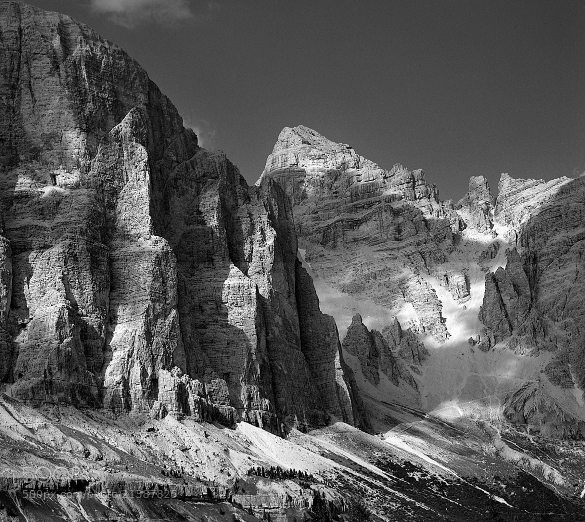 Photograph Dolomites II - Italy by Arne Link on 500px