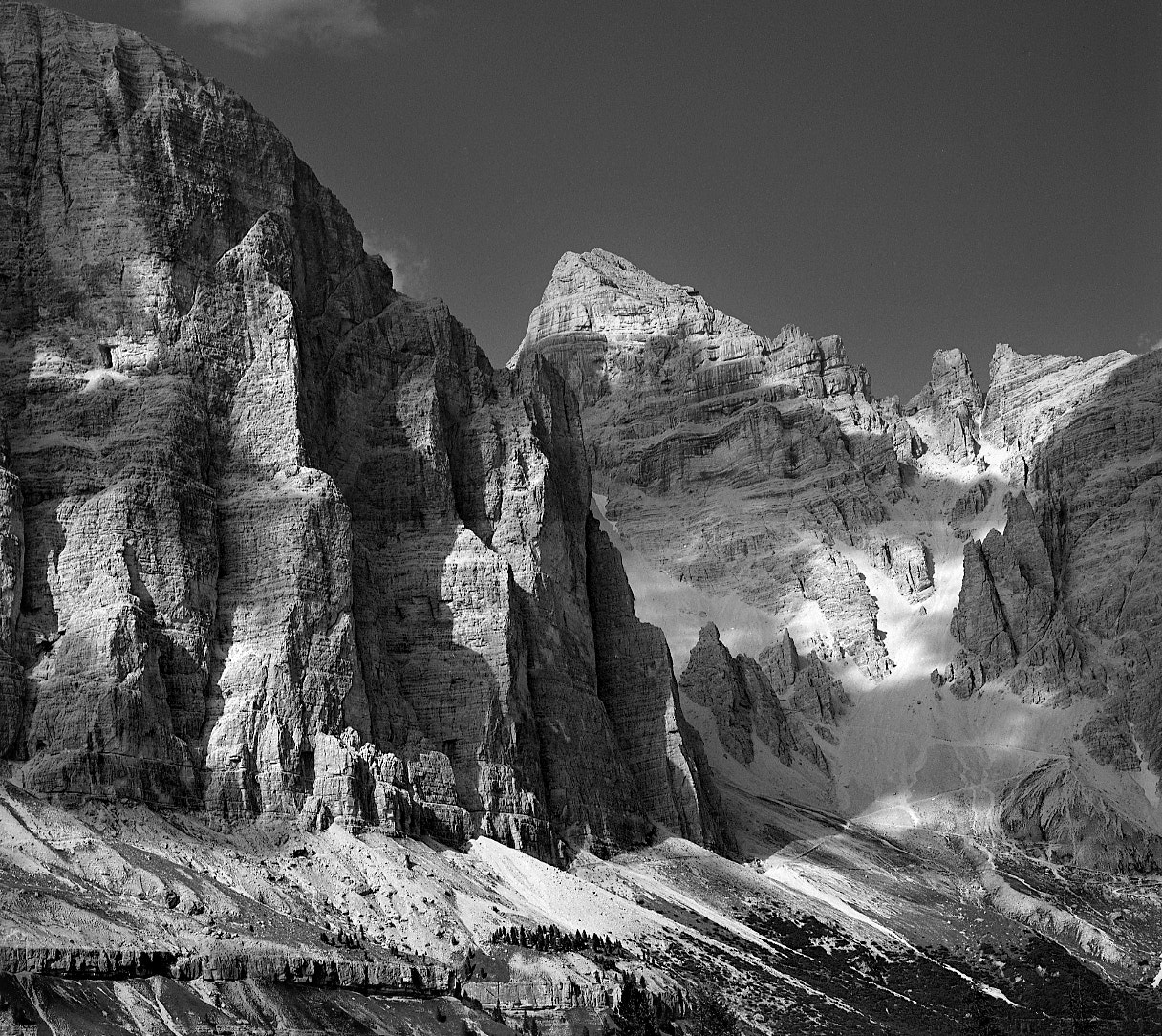 Photograph Dolomites II - Italy by arnel  on 500px