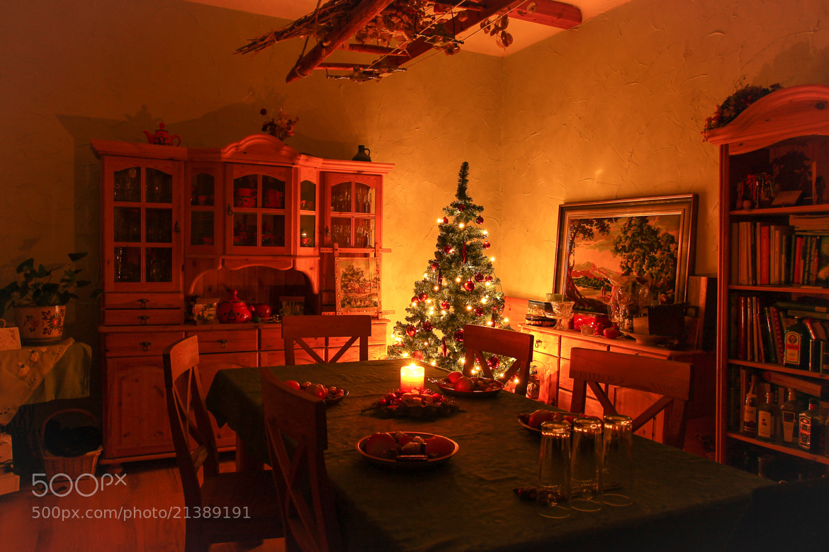 Photograph Christmas Eve by Manuel Stolle on 500px