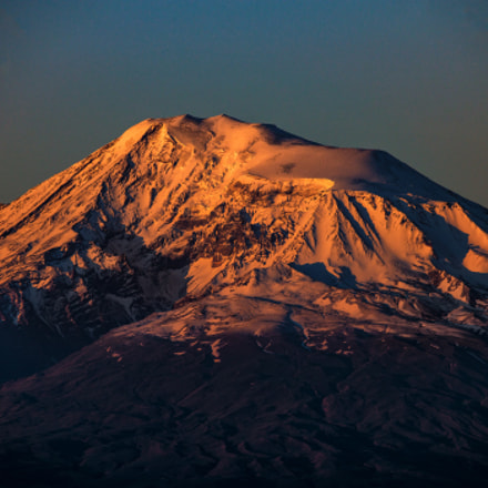Mount Ararat at Sunrise