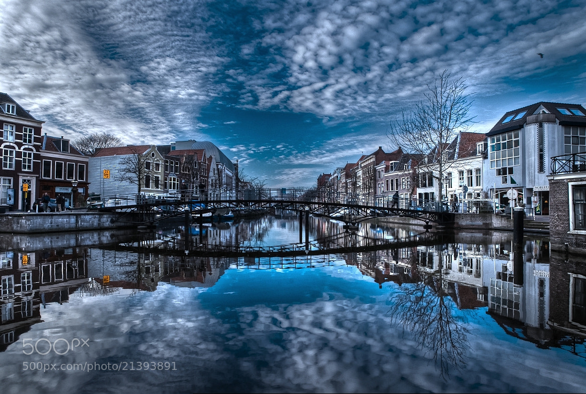 Photograph Cloud Reflection by Randy Ruijter on 500px