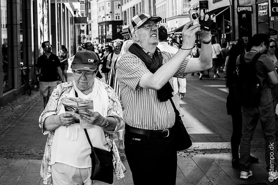 ... tourists.