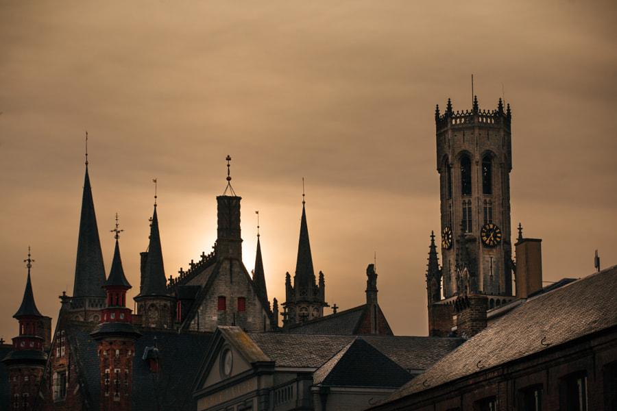 Brugge Skyline