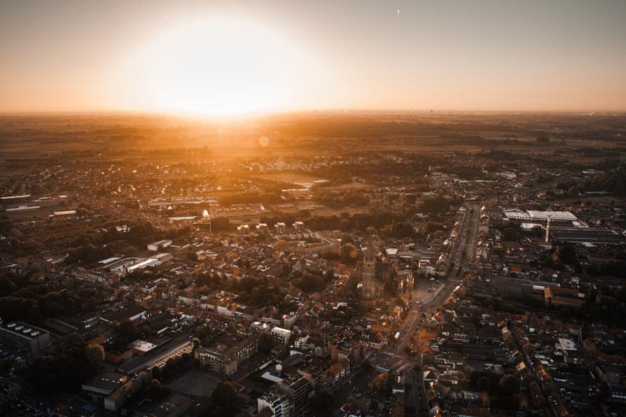 Flanders Birdseye View