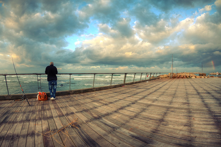 Photograph The Old Man & the Sea by Shay Sapir on 500px