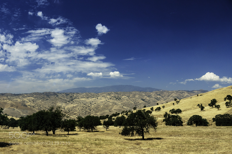 Photograph Californian hills by Mike Struijk on 500px
