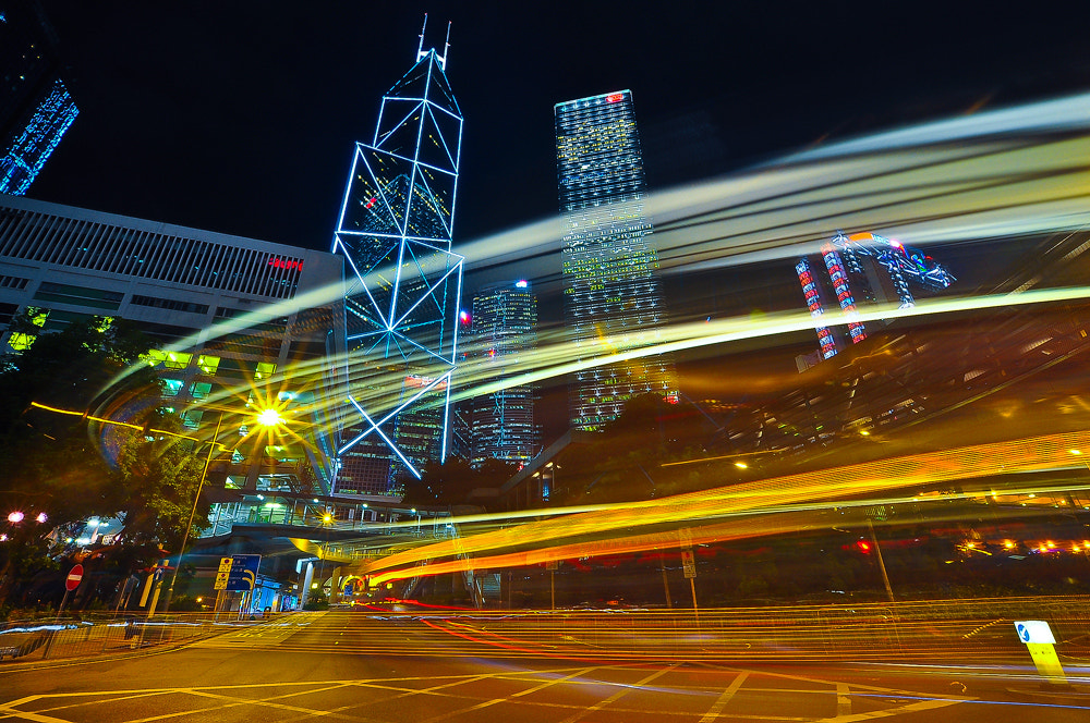 Photograph Color Trails by Giovanni Mirabueno on 500px