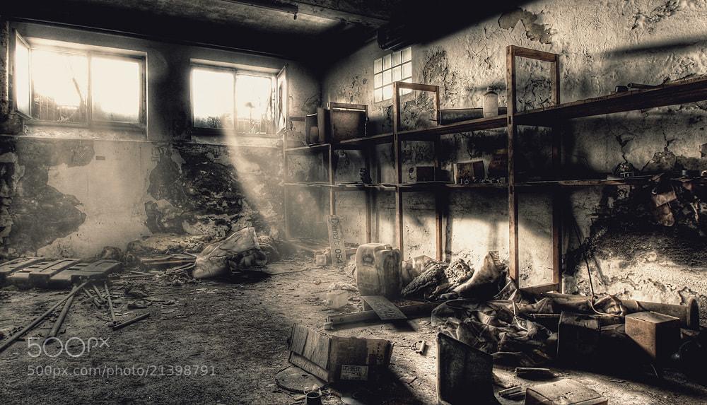 Photograph Diamalt 054 by Falk Friederichs on 500px