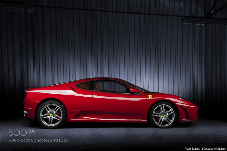 Photograph Ferrari F430 by Pavel Suslov on 500px