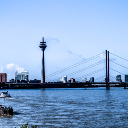 Dusseldorf Bridge