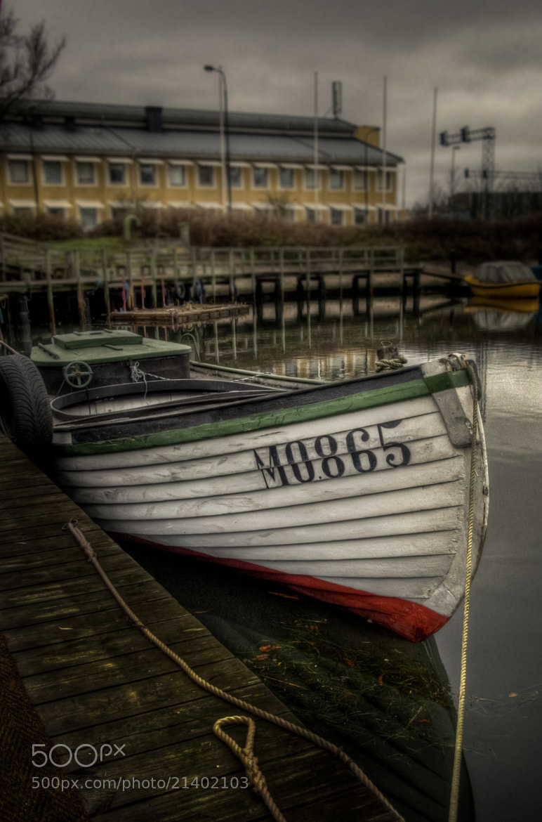 Photograph Old Herring Boat by Mirza Buljusmic on 500px