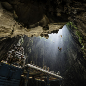 Batu Caves Temple by Danny Xeero (DannyXeero)) on 500px.com