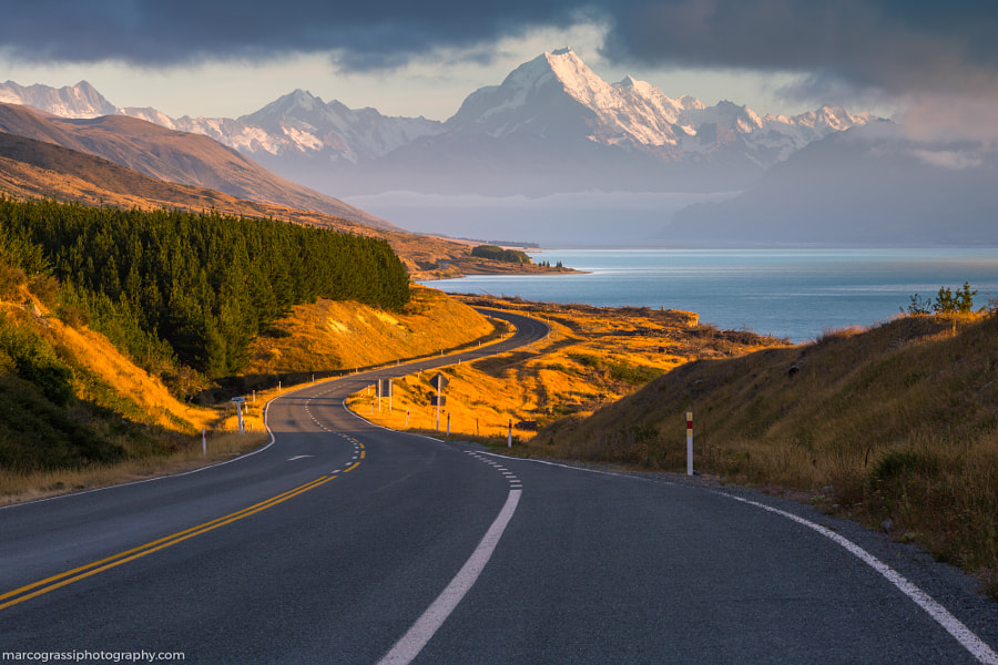 The journey is ahead by Marco Grassi on 500px.com