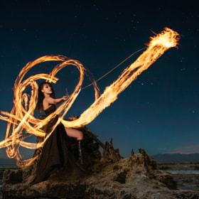 Love for Fire by Benjamin Von Wong (vonwong)) on 500px.com