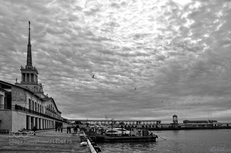 Photograph Seaport by Michael Babakov on 500px