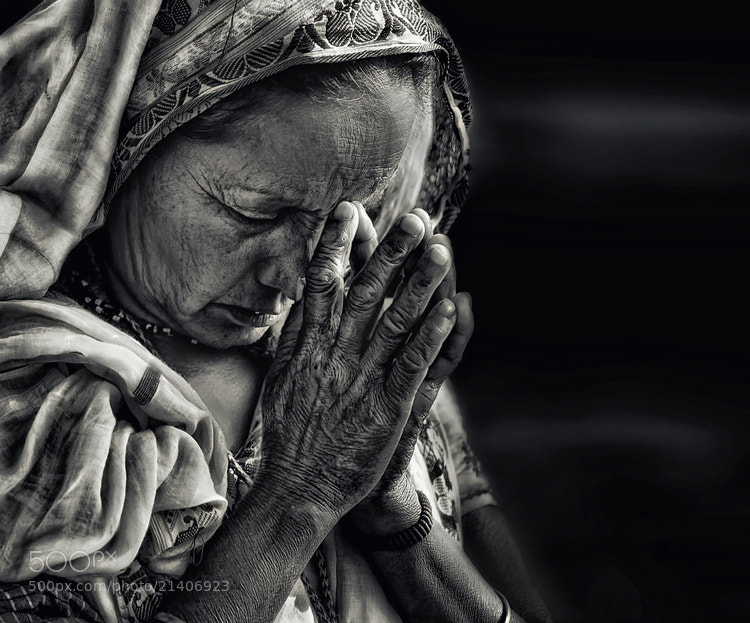 Photograph prayers by piet flour on 500px