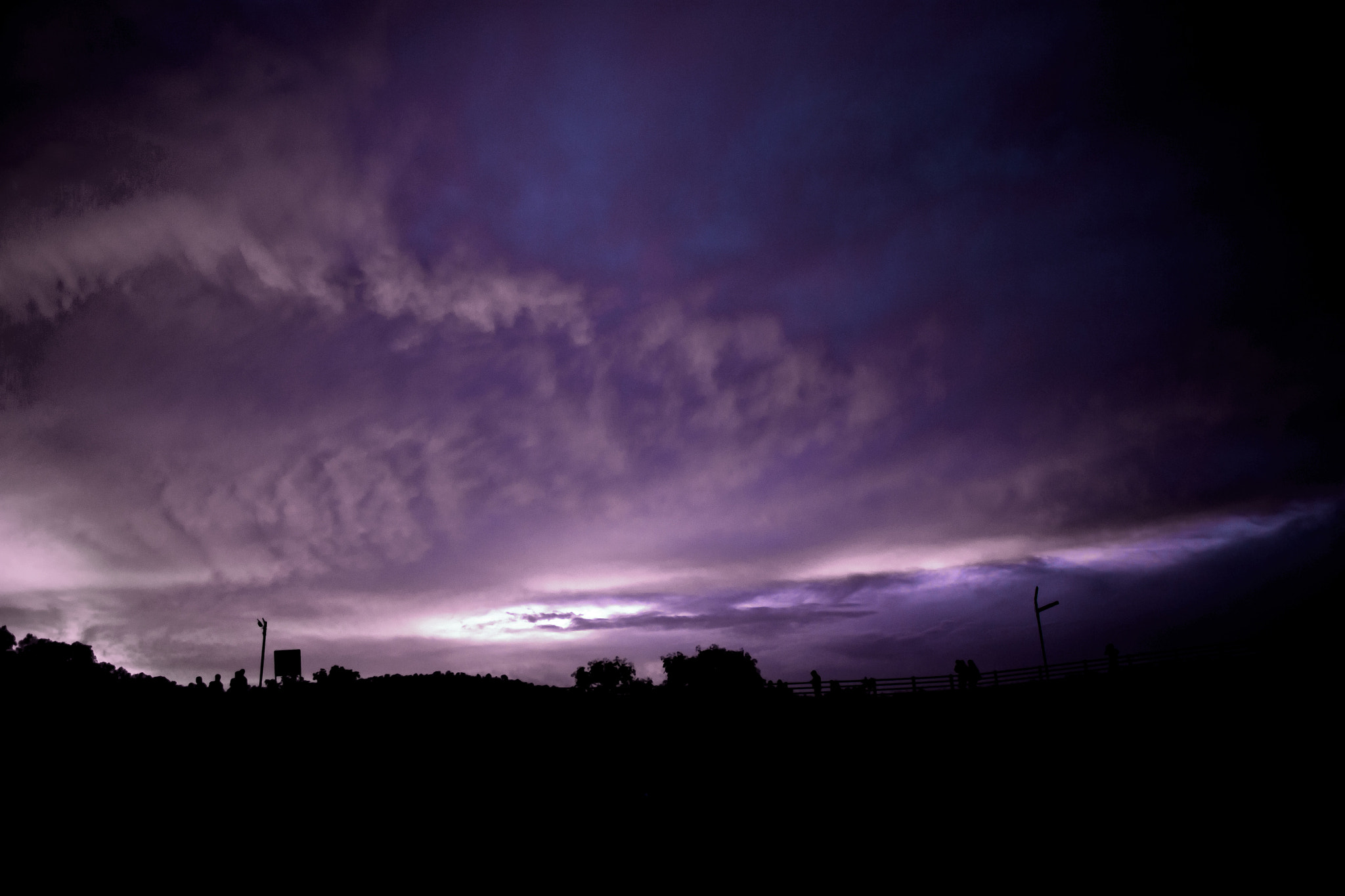 Photograph Darkness is coming by Darshan Kansara on 500px