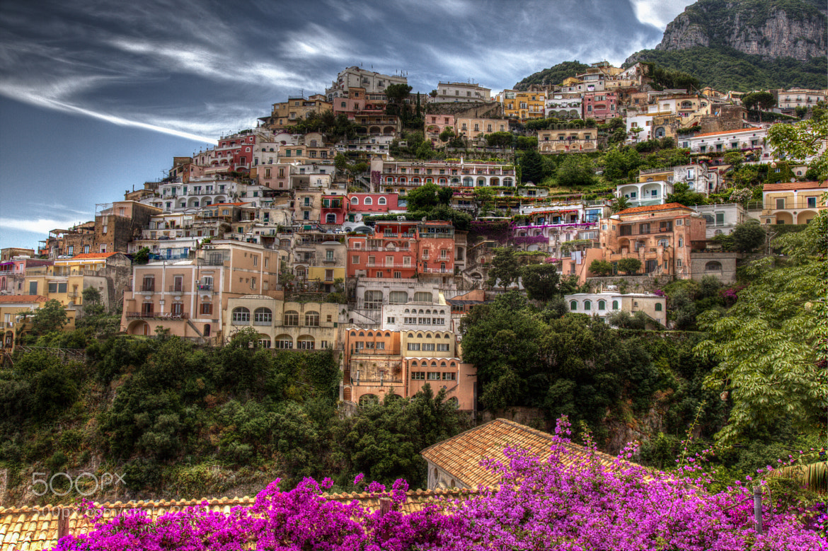 Photograph Positano by Uri Baruch on 500px