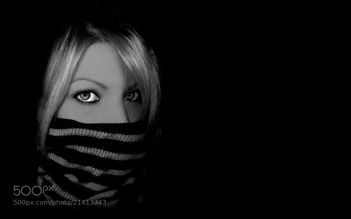 Photograph The eyes by Christina Daskalou on 500px