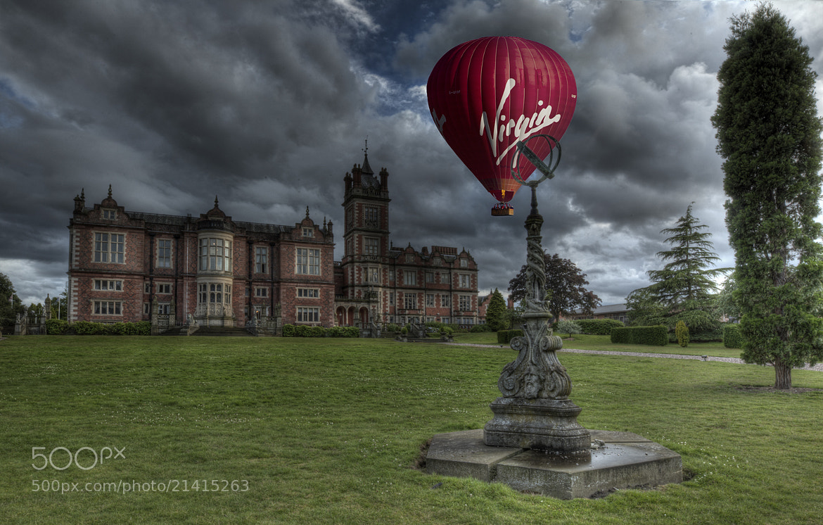 Photograph Crewe Hall by Mark Tizard on 500px