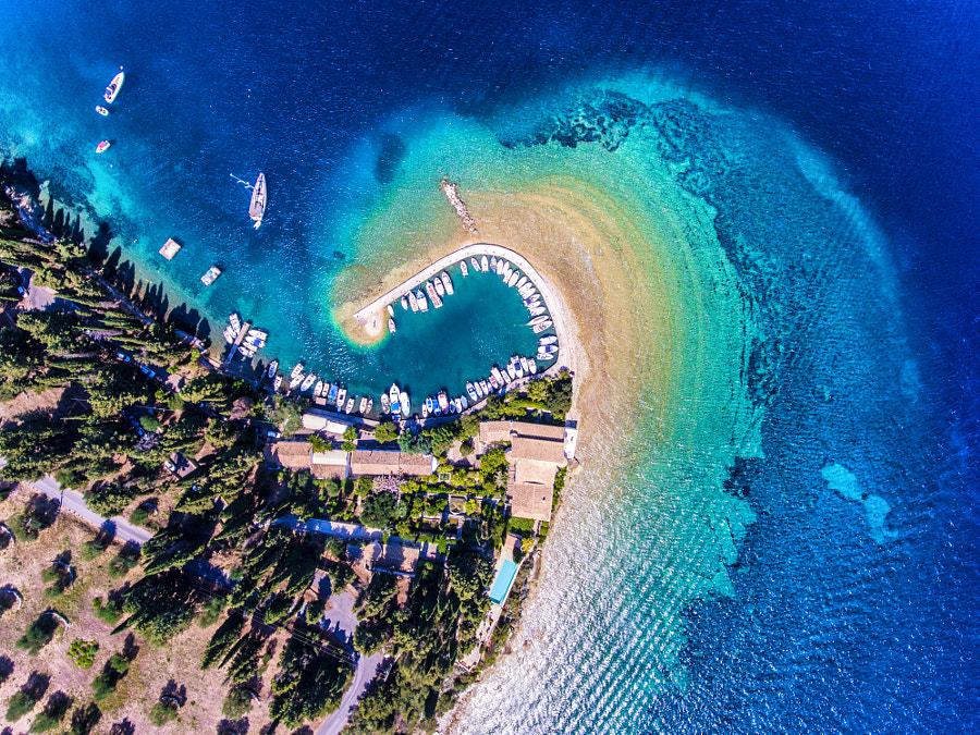 Porto Koloura, Corfu Island, Greece by Calin Stan on 500px.com