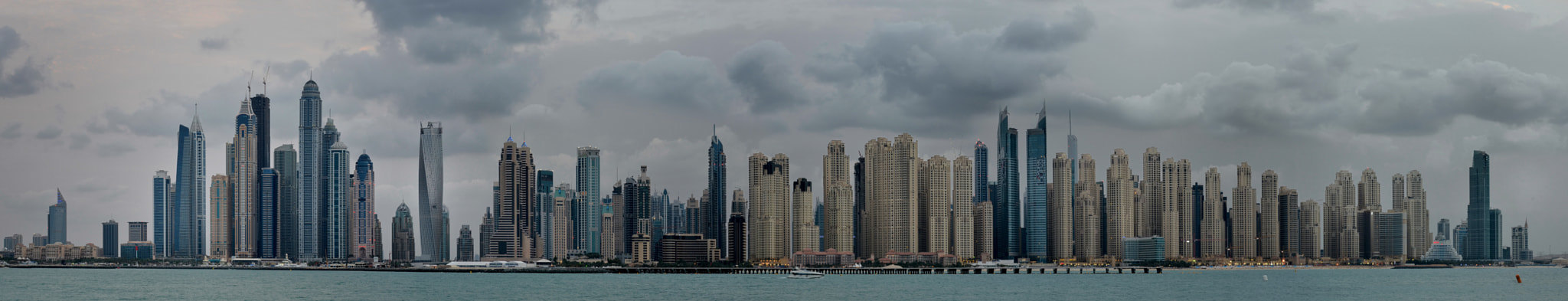 Photograph Clouds over Dubai by MOhab Karram on 500px