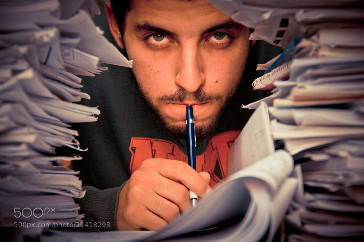 Photograph Studying ! by Amr  Samy on 500px