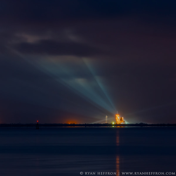 Photograph Launch Pad by Ryan Heffron on 500px
