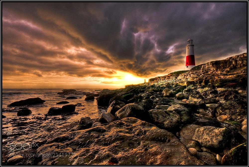 Photograph Portland lighthouse  by Sebastian Grabowski on 500px