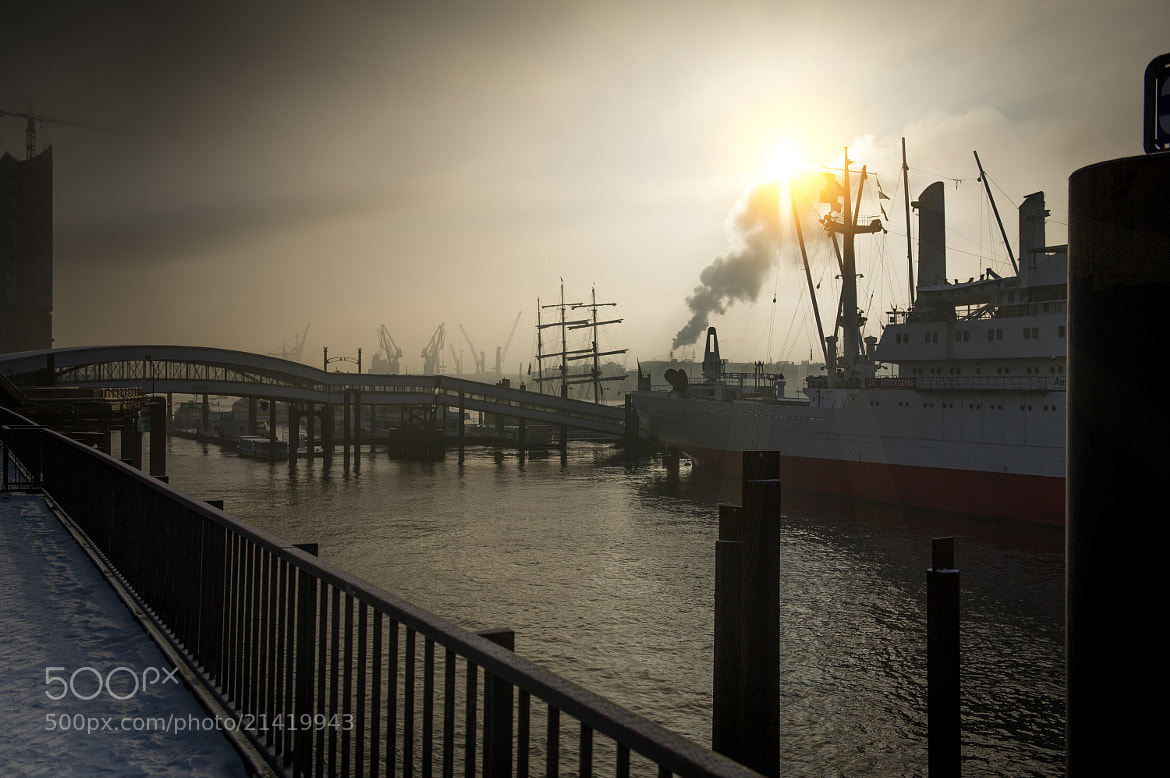 Photograph Hamburg by Stefan Heinemann on 500px