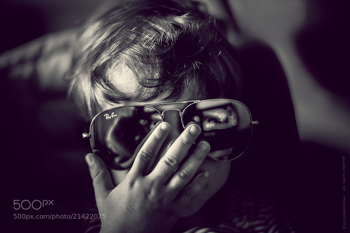 Photograph My new sunglasses by Diego Freitas on 500px