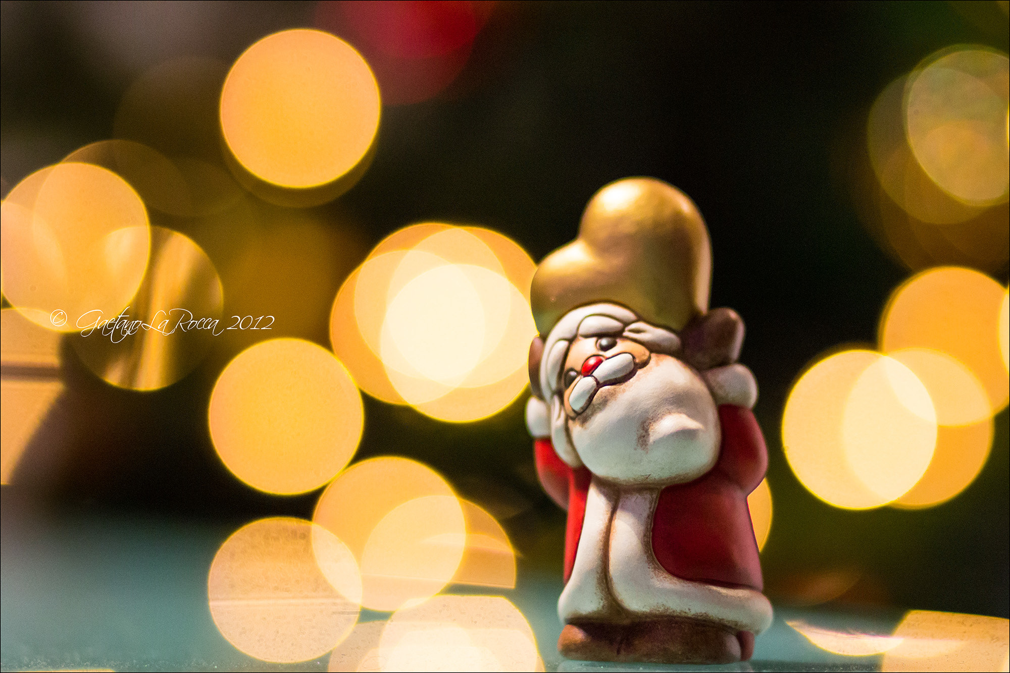 Photograph Happy Christmas by Gaetano La Rocca on 500px
