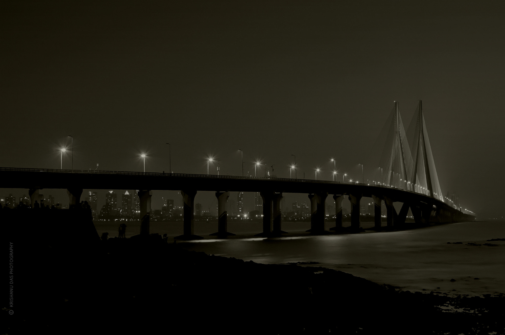 Photograph The sealink by Krishanu  Das on 500px