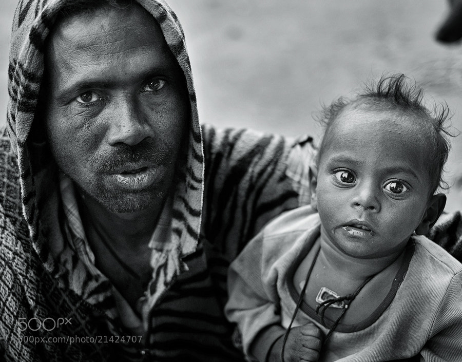 Photograph father & son by Yaman Ibrahim on 500px
