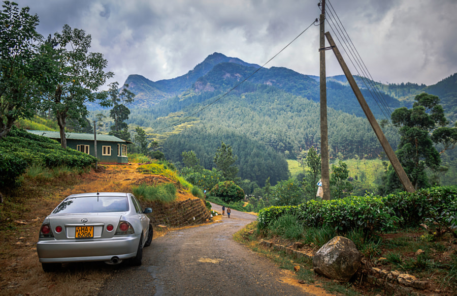 Midlands Road and Estate, Matale, Sri Lanka #3 by Son of the Morning Light on 500px.com