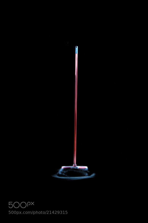 Photograph Magic broom by Lorenzo Carmellini on 500px