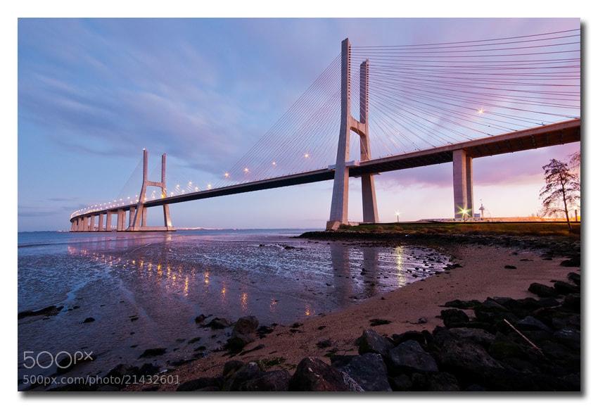 Photograph Ponte Vasco da Gama - Lisboa by Rodrigo Cunha on 500px