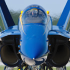 Blue Angels at MCAS Beaufort 2011