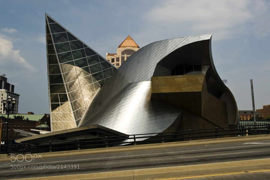 Taubman Museum of Art in Roanoke VA