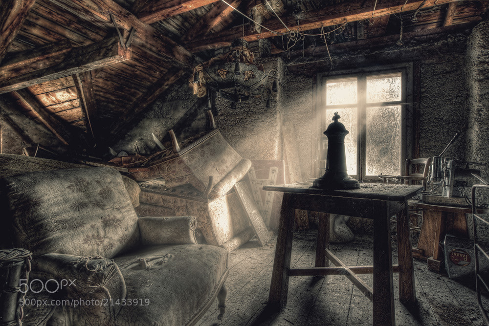 Photograph Take a Seat by Falk Friederichs on 500px