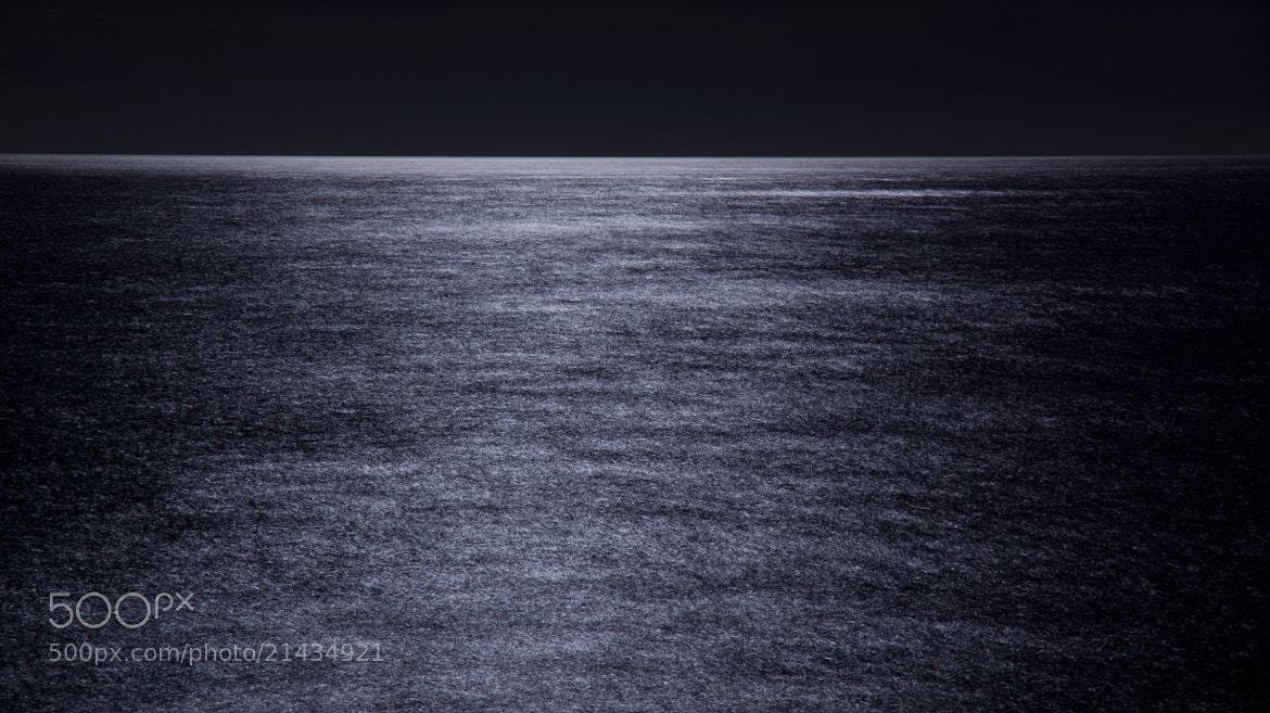 Photograph Moon reflections over Mediterranean Sea by Lluís Grau on 500px