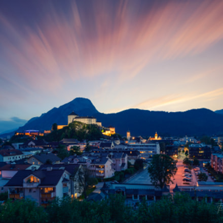 Festung Kufstein_by Night
