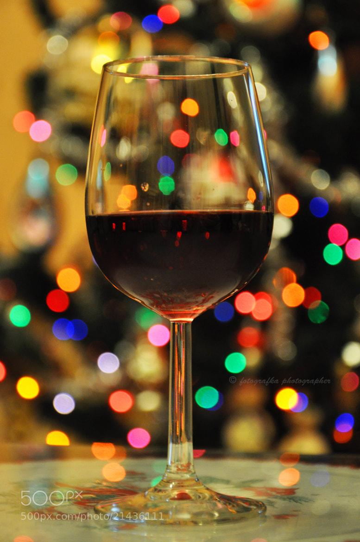 Photograph Bokeh wine by Anna Tyrała on 500px