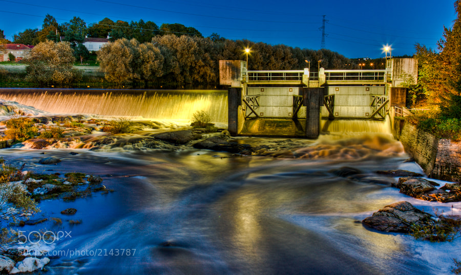 Photograph Dam II by Jari Knuutila on 500px
