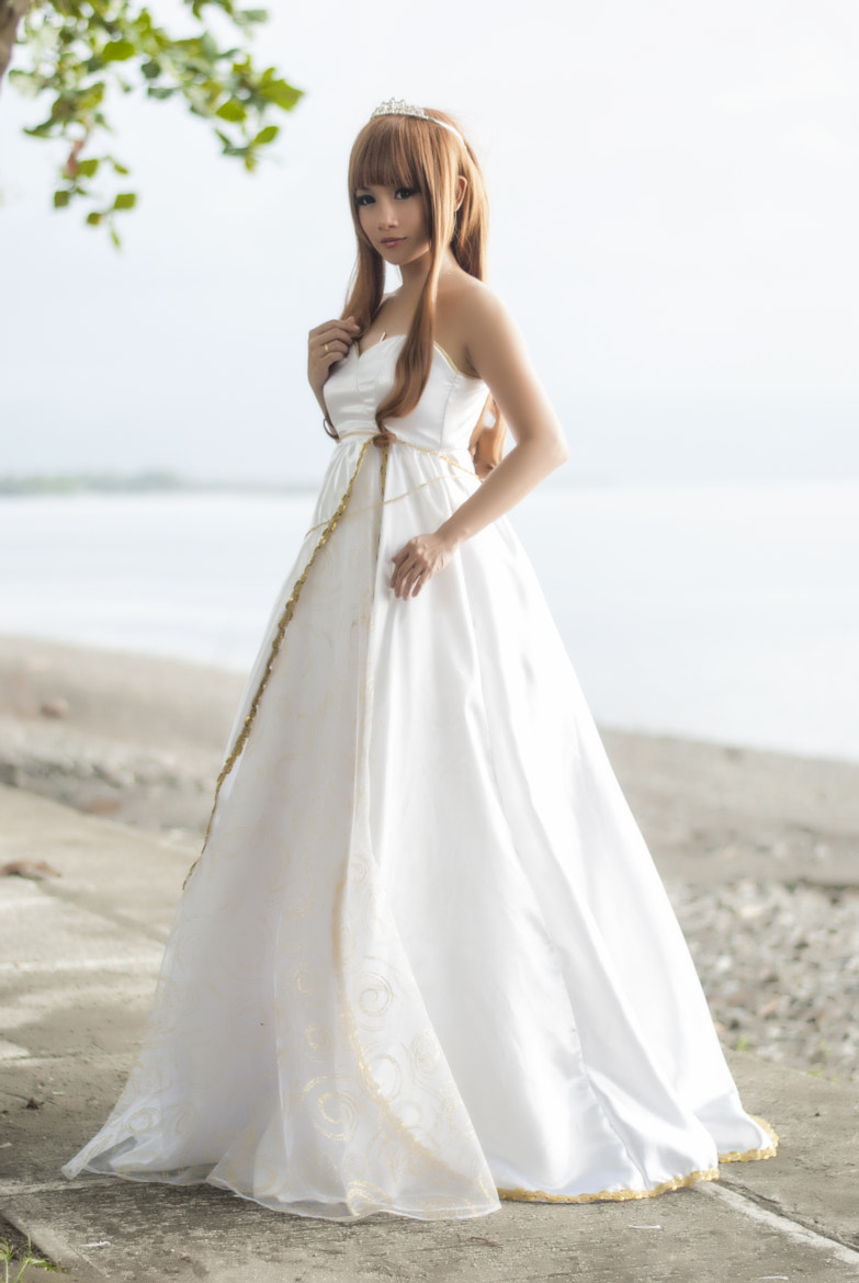 Photograph Jane Frances Chiong wedding cosplay by Chongbit Castillo on 500px